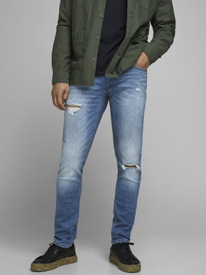 GLENN ORIGINALS 142 SLIM FIT JEANS