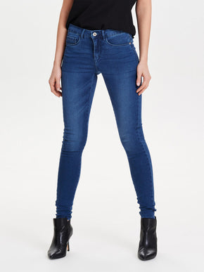 ONLROYAL  BLUE SKINNY FIT JEANS