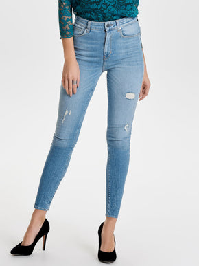 onlJAGGER SKINNY FIT ANKLE JEANS