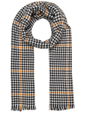 COLOURFUL HOUNDSTOOTH SCARF