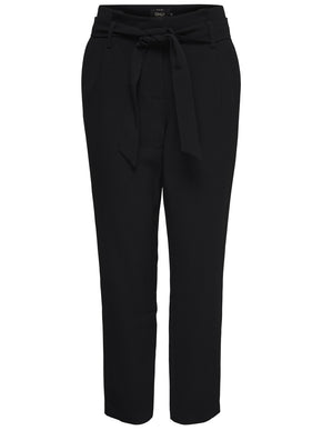 CREPE BLACK PANTS