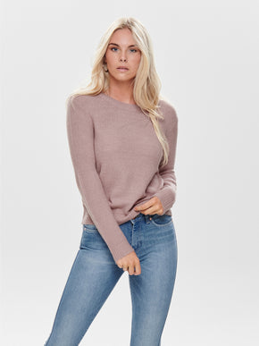 FINAL SALE - CUTE SOLID SWEATER