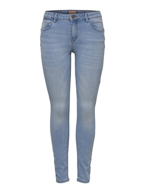 onlDAISY PUSH-UP SKINNY FIT ANKLE JEANS
