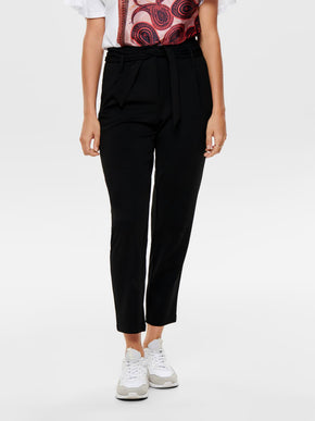 FINAL SALE - CAROLINA HIGH WAIST BELTED PANTS
