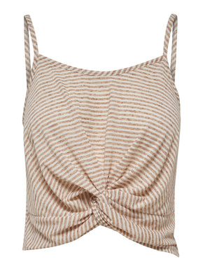CROPPED CAMI WITH A KNOT