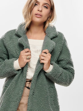 LOOSE SHERPA JACKET