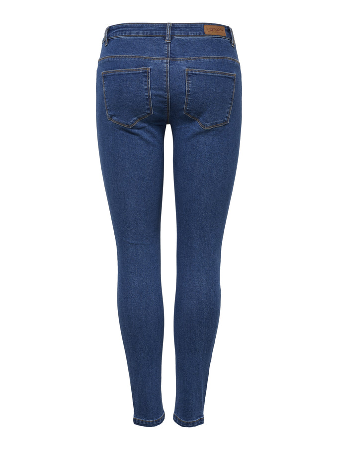 onlAMAZE SKINNY FIT ANKLE JEANS MEDIUM BLUE DENIM