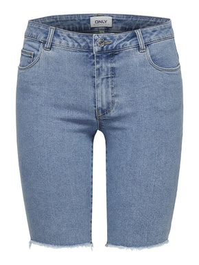 Short long en denim Amaze