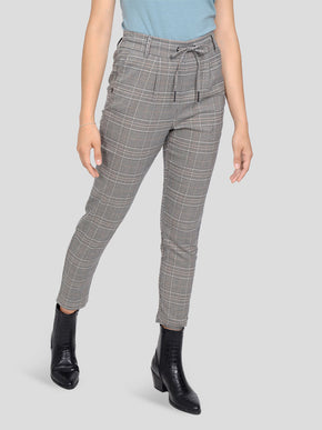 CHECKERED POPTRASH PANTS