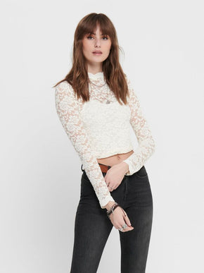 JANINA CROPPED TOP