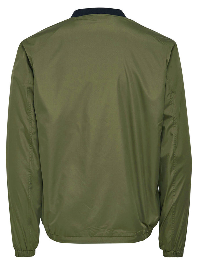 BOMBER JACKET IVY GREEN