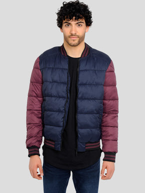 FINAL SALE - PADDED BOMBER JACKET
