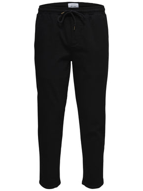 JOGGER STYLE CROPPED PANTS