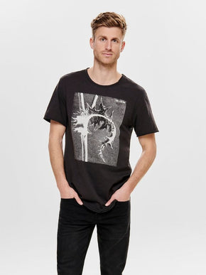 T-SHIRT COUPE LONGUE SONS OR NOTHING