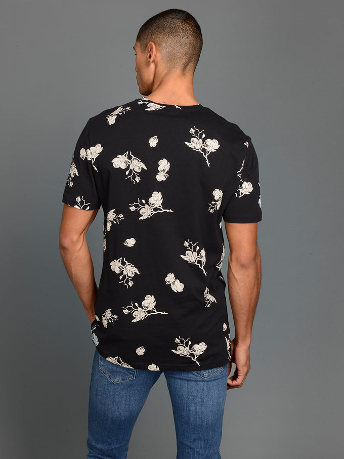 TIPPOSON T-SHIRT BLACK