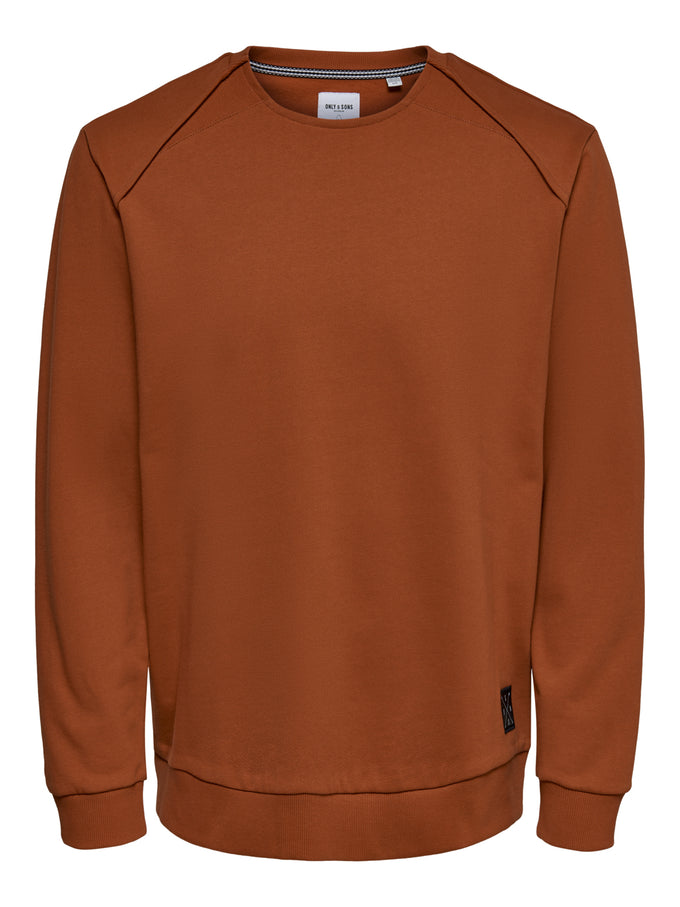 FINAL SALE - SAUL SWEATSHIRT ROOIBOS TEA