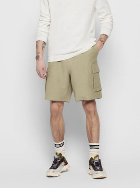 FINAL SALE - BOAZ SWEAT SHORTS
