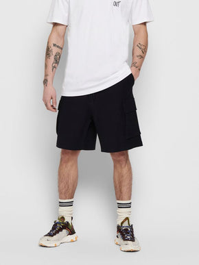 BOAZ SWEAT SHORTS