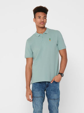 FITTED BILLY POLO