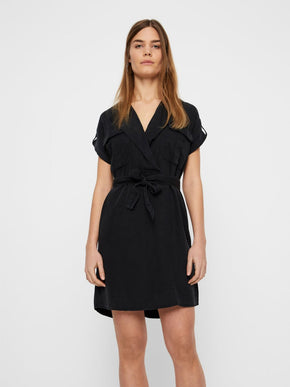 UTILITARY TENCEL DRESS