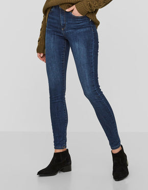 Lexi High Waist Skinny Fit Jeans