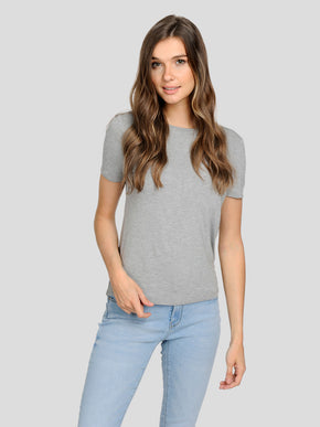 cf3d0f875b4c SUPER SOFT T-SHIRT WITH AN OPEN BACK