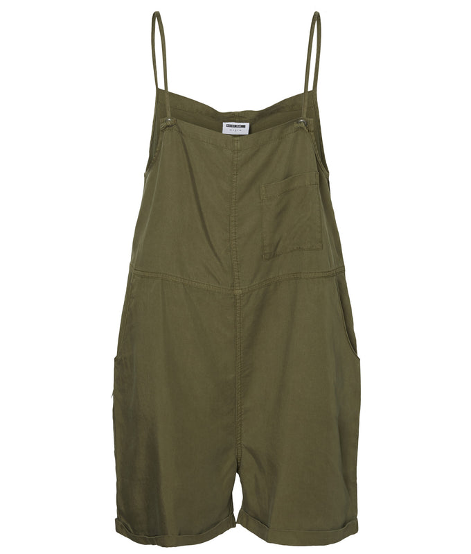 LYOCELL OVERALL WINTER MOSS
