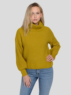 ROBINA LONG SLEEVE HIGH NECK KNIT