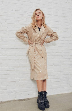 Jenna Trench coat