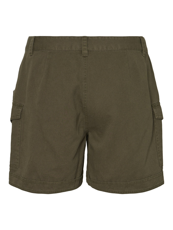 Louise cargo shorts OLIVE NIGHT