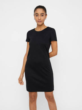 Simma short sleeves dress