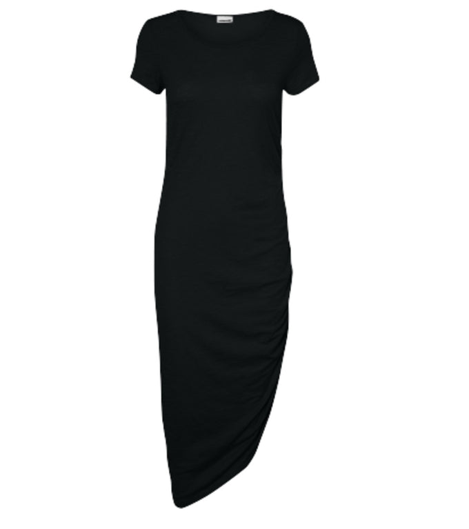 ABIA DRESS BLACK