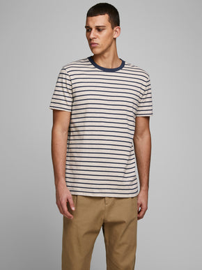 T-SHIRT ESSENTIAL STRIPED