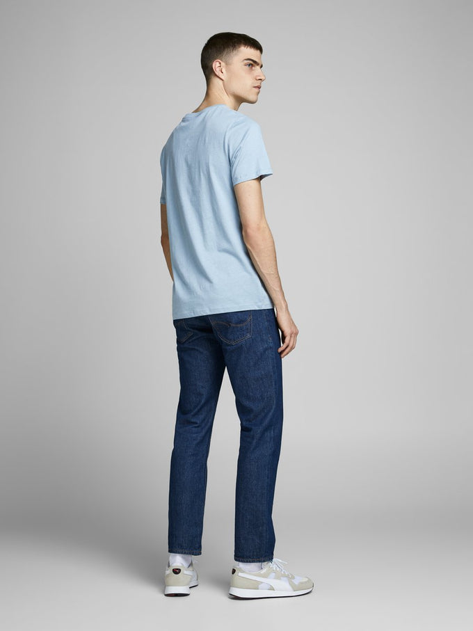 T-SHIRT BRIX DENIM