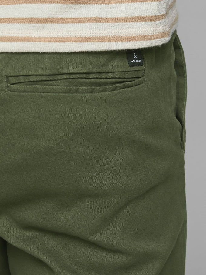VEGA 1025 ANTI-FIT JOGGERS FOREST NIGHT