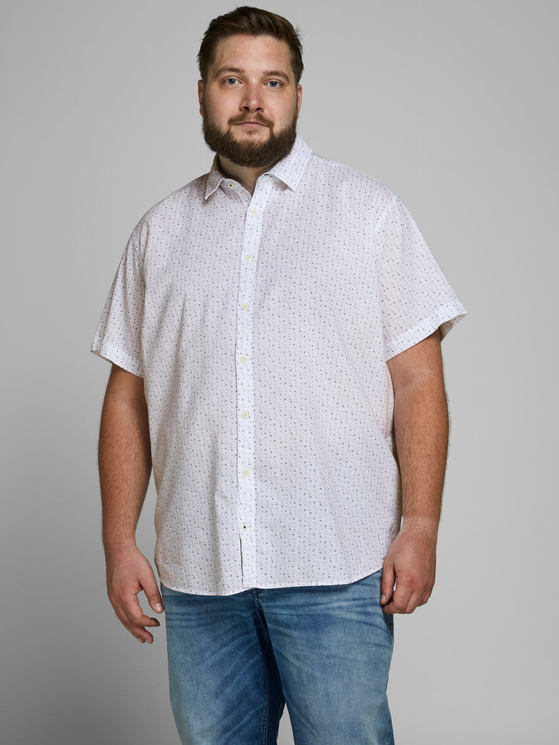 PLUS SIZE - SUMMER JACKSON SHIRT
