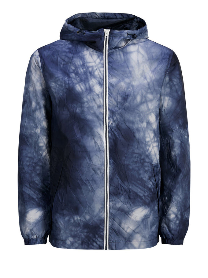 COUPE-VENT COMPRESSIBLE STYLE TIE-DYE ECLIPSE TOTALE