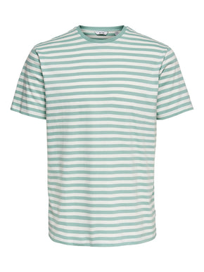 FINAL SALE - JAMIE STRIPED T-SHIRT