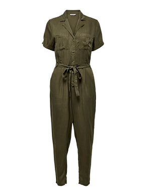 Mary cargo jumpsuit