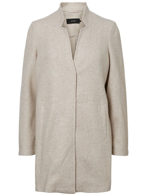 Katrine Brushed Coat