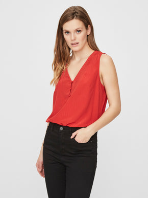 Kora Sleeveless blouse