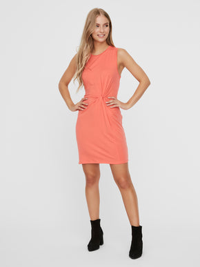 Lulu knot dress