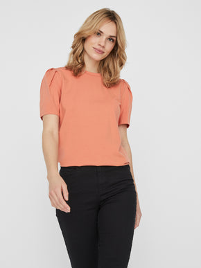 Sussi pleated T-shirt