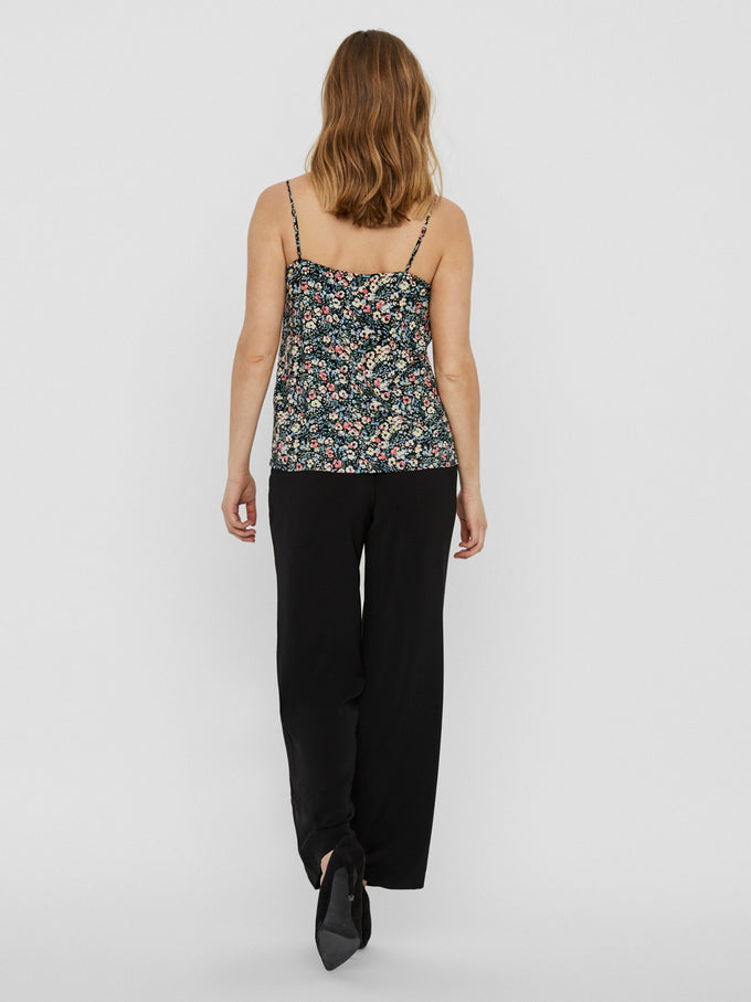 Simply Easy Cami BLACK