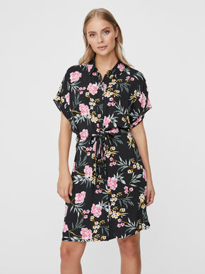 Simply Easy shirt dress