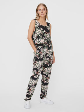 SIMPLY EASY SLEEVELESS JUMPSUIT