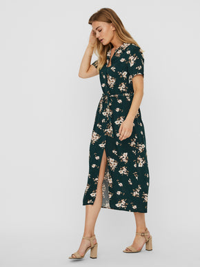 Simply Easy maxi shirt dress