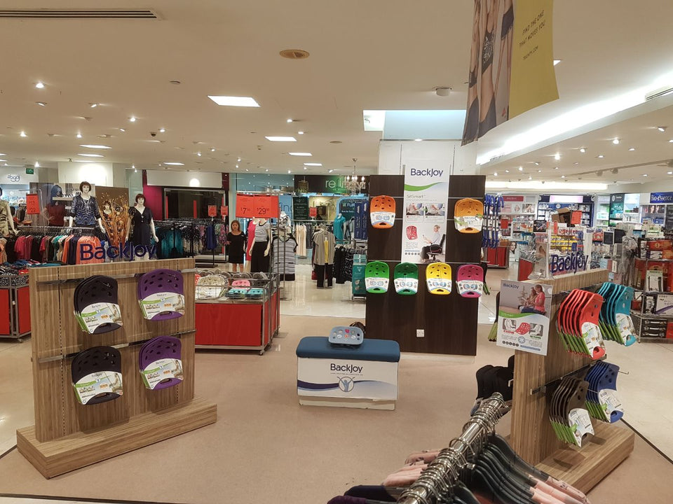 Store Locations - Retail – BackJoy-Singapore