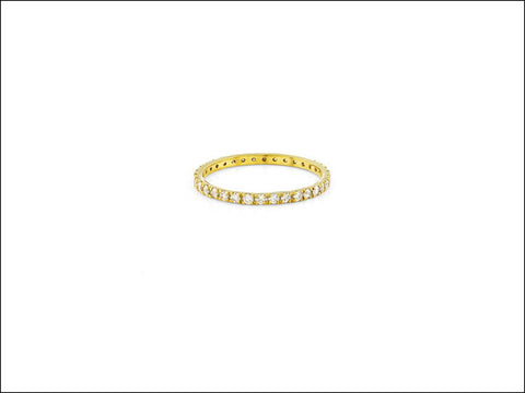 Image of 1pt Diamond Eternity Band