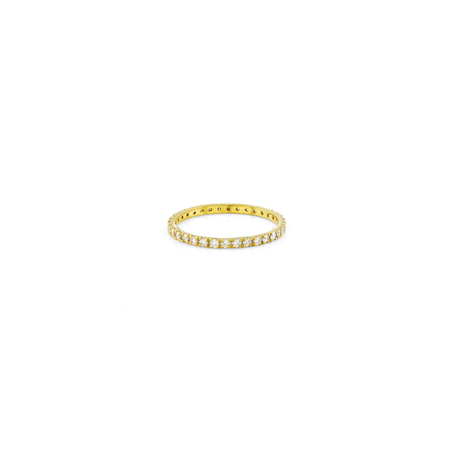 band bands eternity ring gold diamond vera of products white copy pinky